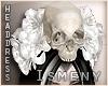 [Is] Skull White Roses