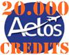 20.000 CREDITS