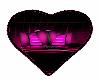 HEART WALL CHAIR