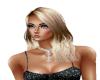 Hair Ash Blond Lizzy 587