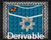 (BFD) Gear Necklace Der