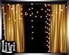 Boston G Curtains w/Ligt