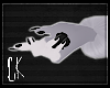 CK-Dainty Paws-Black