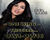 ONE WING. JORDIN SPARKS