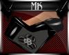 !Mk! Toxic Grey Shoes