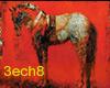 Horse Art Frame