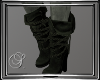 (SL) Slouch Boots Green