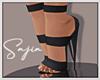 Ⓢ Classic Black Shoes