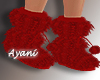 Red Cozy Boots