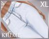 K light blue jeans XL