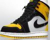 1s Yellow Toe M