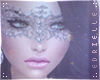 E~ Allie Silver Mask