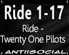 [* Ride - Twenty One Pil