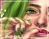 e Green Girl | Art