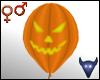 Pumpkin Balloon (m/f)