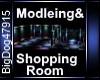 [BD]Modeling&ShoppingRoo