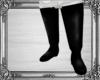 *C* Black boots