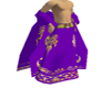Drow Mage Robe PurpleGol