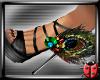 Peacock Shoes Black