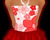 Kids Red Flower