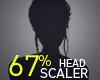 Head Scaler 67%
