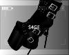 ♛ Addicted Boots