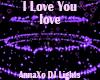 DJ Light I Love You
