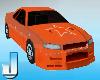 Orange Star GTR