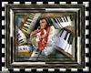 Elvis  Paino  Print