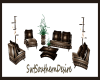 Desires Livingroom Set