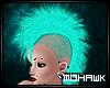 [MO]Light Blue Mohawk F