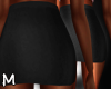 ✏Black Pencil Skirt