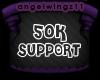 [AZ] 50k Support