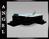 ANG~Deluxe Hot Tub Black