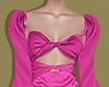 Pink Satin Sleeves