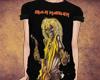 RR| Iron Maiden t-shirt