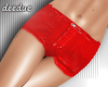 =D Red Shorts Muse
