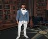 Pale Blue Full Suit