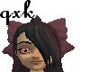 [qxk] Black & Purple