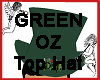 Top Hat Green OZ