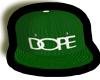 DOPE green cap