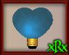 Heart Light Blue