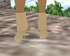 AC Ankle Boots Tan