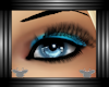 *J* blue eye Makeup