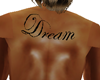 Dream back Tattoo