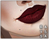 ® Burgundy Lipstick