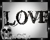 CS Love w/lights B/S