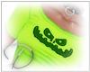 IDI Evil Grin Top Green