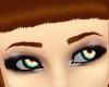 ~Auburn thinner brow