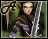 A~ Elven ametyst sword